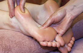 Cranston Massage Therapist, Foot Reflexology and Hot Stone Massage